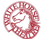 "Logo des ""White horse Theatre"""