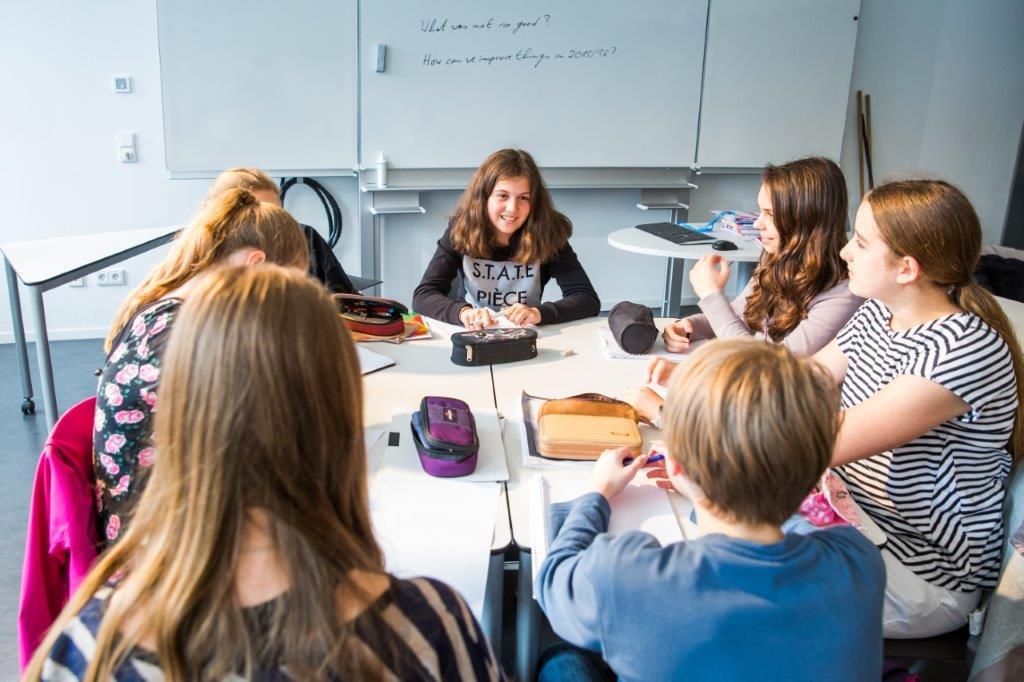 Lernzeiten Gruppenarbeit