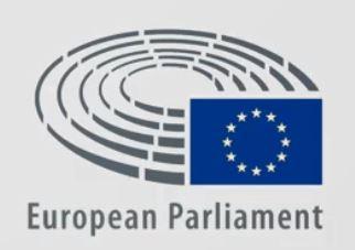 Filmbeitrag Europäisches Parlament