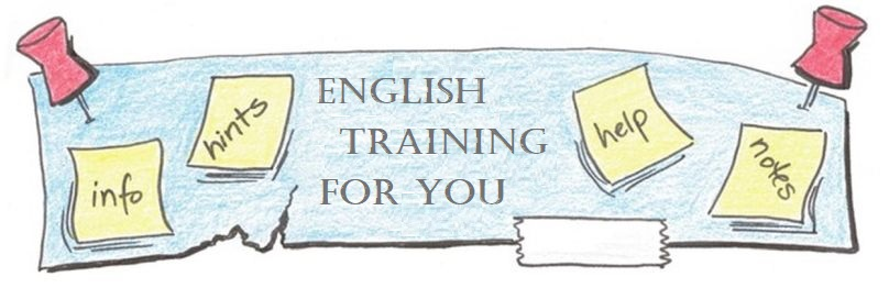 Banner English training for you