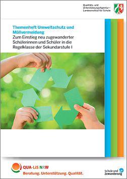 Cover Themenheft Umweltschutz