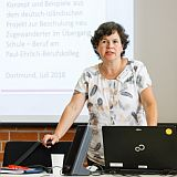 "Workshop ""Zuhause in Dortmund"", Beate Frenzel"