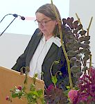 Grußwort Hildegard Banneyer, MSB