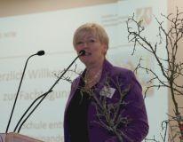 Grußwort: Susanne Blasberg-Bense, MSB