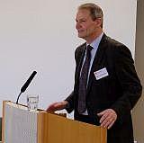 Begrüßung: Eugen-Ludwig Egyptien, Direktor QUA-LiS NRW.