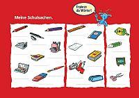 Vorschaubild Schulsachen